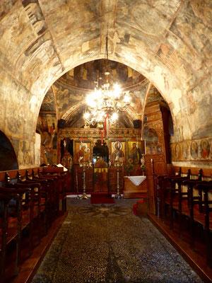 Bild: Der Altarraum