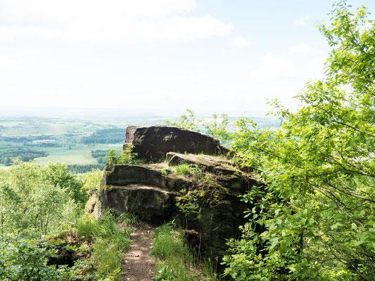 Bild: Foto von der Panoramaroute bei ilfeld im Südharz - Foto 3
