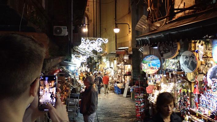 Bild: Straße der Krippenbauer