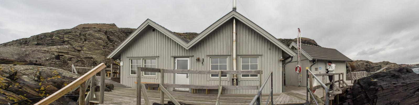 Bild: Die Hütte