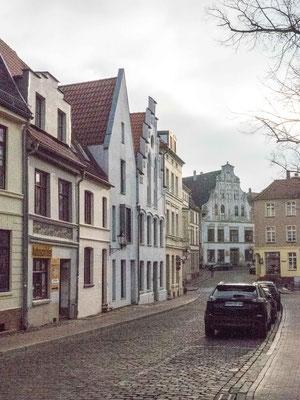 Bild: Die Scheuerstraße in Wismar - Foto 1