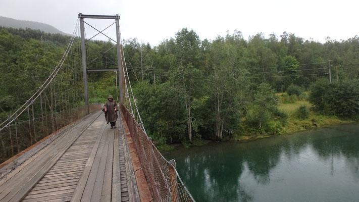 Bild: Sørfolda Brücke