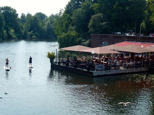 Bild: Café Sommerterrassen