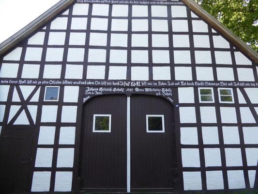 Altes Fachwerkhaus im Wendland Foto 4