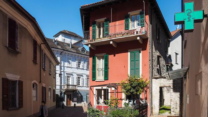 Bild: Haus in Locarno
