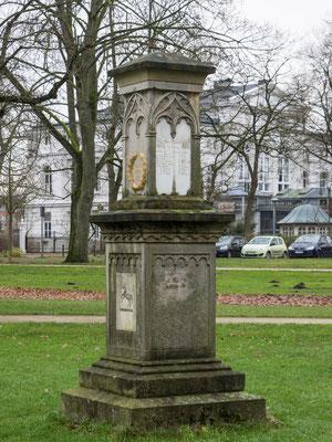 Bild: Französischer Garten in Celle