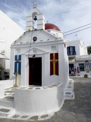 Bild:  Agia Anna Kirche