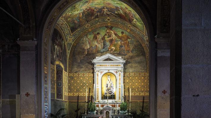 Bild: Kirche Angela Santo Alessandro - der Altar