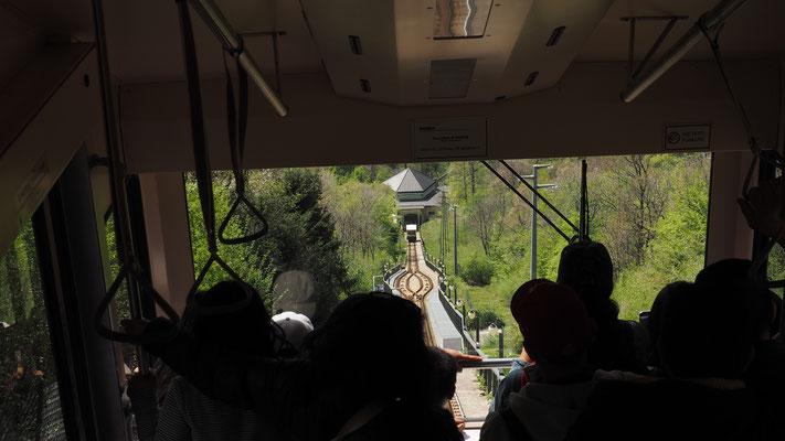 Bild: Schrägseilbahn