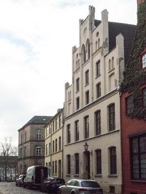 Bild: Die Scheuerstraße in Wismar - Foto 3