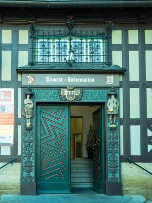 Bild: Historisches Rathaus in Wernigerode - Foto 4
