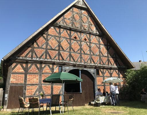 Altes Fachwerkhaus im Wendland Foto 3