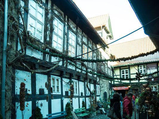 Bild: Marktstraße 1 bis 3 in Wernigerode im Harz - Foto 3