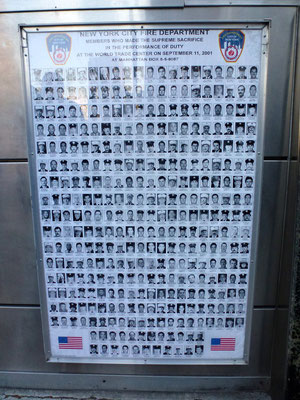 Bild: Memorial 9/11 in New York - Foto 6