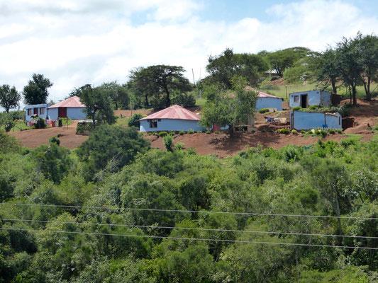 Bild: Zulu Dorf