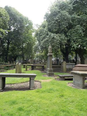 Bild: Friedhof Aberdeen
