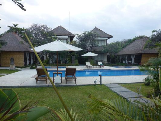 Bild Hotelanlage in Sanur auf Bali - Foto 4