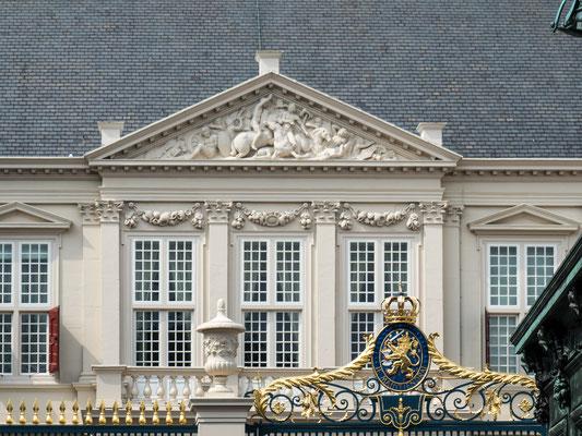 Bild: Palais Nordeinde in Den Haag