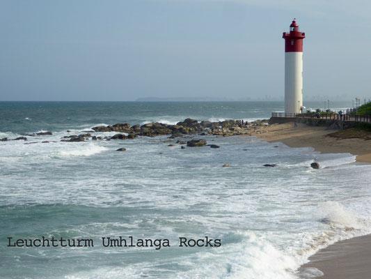 Bild: Leuchtturm von Umhlanga