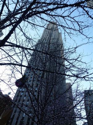 Bild: Das Rockefeller Gebäude