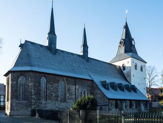 Bild: Johanniskirche in Wernigerode - Foto 1
