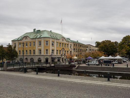 Die Stadt Alingsås