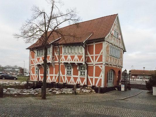 Bild: Die Grube in Wismar - Foto  1