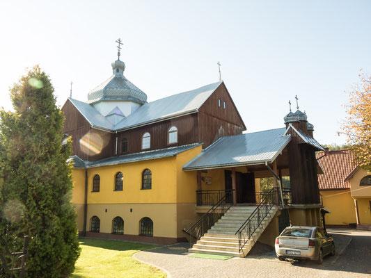 Bild: Holzkirche Komańzca in Polen - Foto 3
