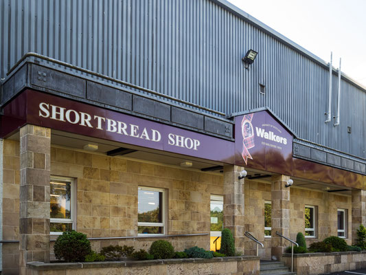 Bild: Walker's Shortbread Shop