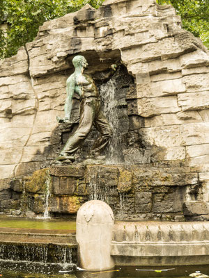 Bild: Haarmannsbrunnen in Osnabrück - Foto 1
