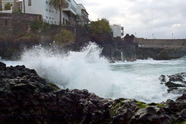 Bild: Puerto de la Cruz