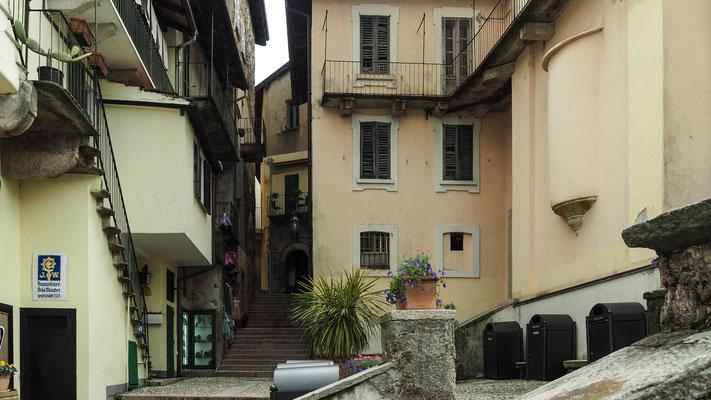 Bild: Gasse durch die Herrenhäuser