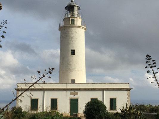 Der Leuchtturm von Far de la Mora