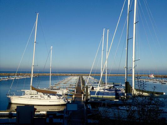 Bild: Segelschiffe