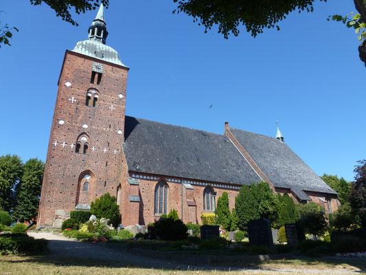 Bild: St.-Nikolai Kirche auf Burg