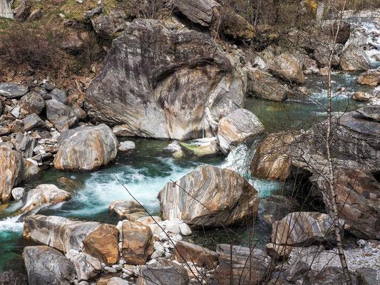 Bild: Flussbett