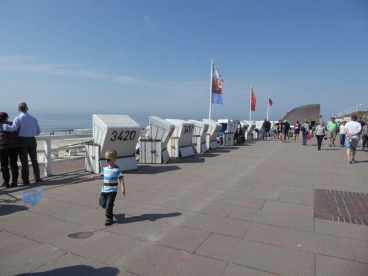 Bild: Strandpromenade