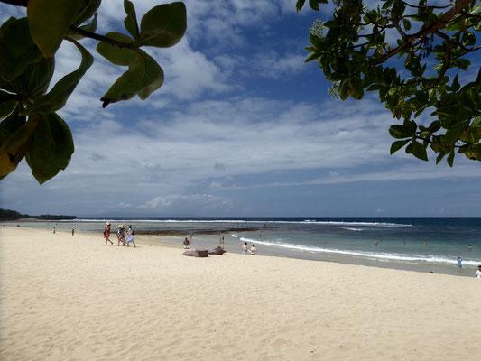 Bild: Am Strand von Nusa Dua - Foto 3