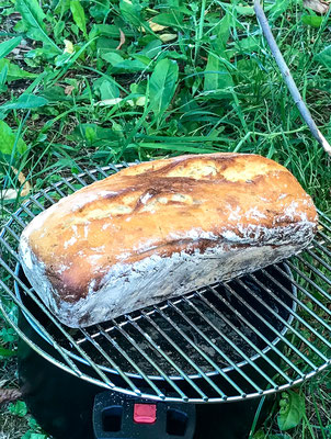 Unser selbstgebackenes Brot