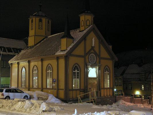 Bild: Das Polarmuseum
