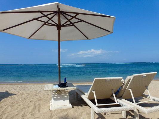 Bild: Strand in Sanur auf Bali - Foto 2