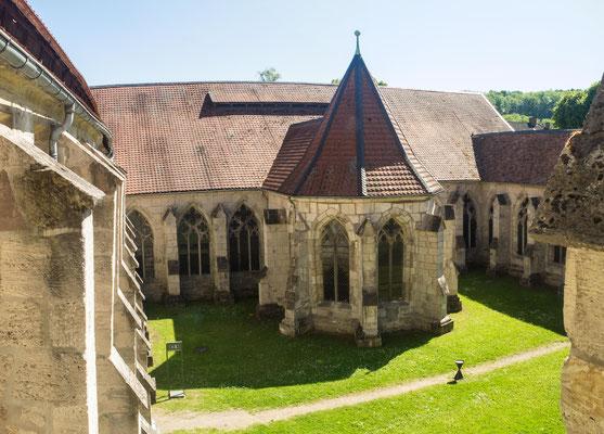 Bild: Kloster Walkenried im Südharz - Foto 5