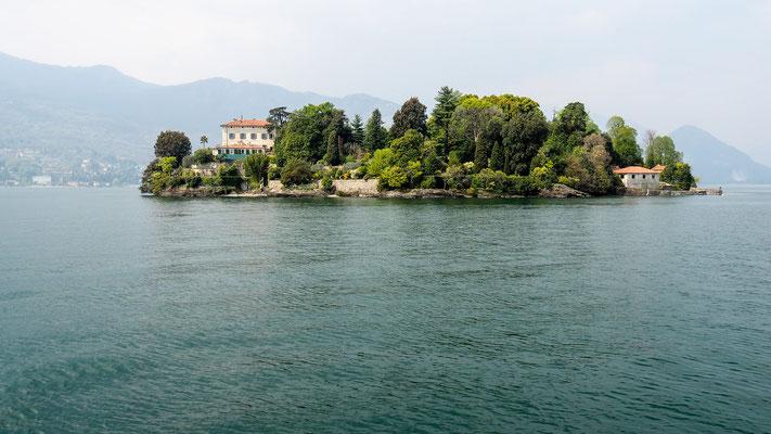 Bild: Die Insel Isola Madre