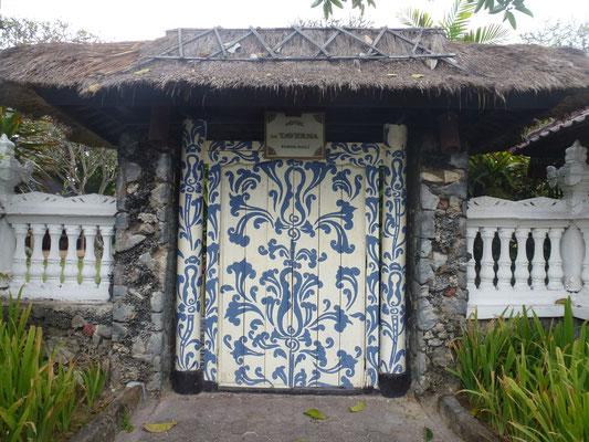 Bild: Eingangstüren auf Bali - Foto 5