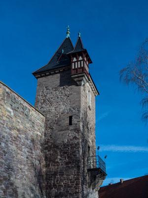 Bild: Schloss Wernigerode im Harz - Foto 3