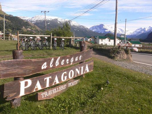 Bild: Patagonien, das Hostel