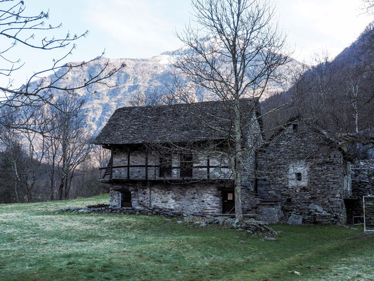 Bild: Altes Bauernhaus