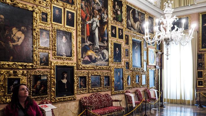 Bild:Gemälde im Herrenhaus
