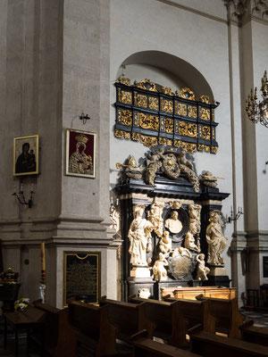 Bild: Maria Magdalena Kirche in Krakau