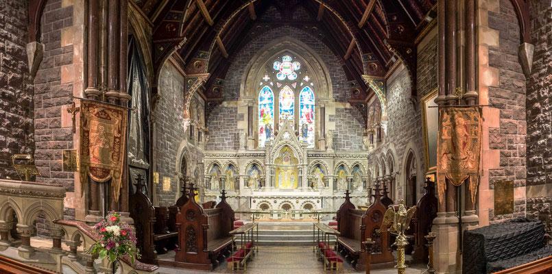 Bild: Kirche von innen